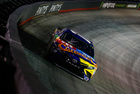 Kyle Busch completes sweep with 20th Bristol win