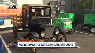 Dream Cruise 2017: 100 years of Ford trucks