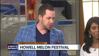 Howell Melon Festival underway