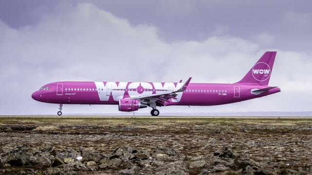 WOW air, Iceland's low-priced airline, coming to CVG airport