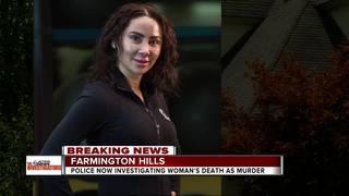 Woman found dead under window, was she murdered?