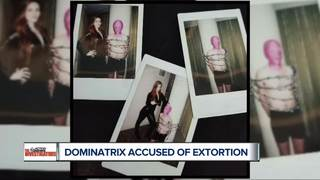 Metro Detroit man extorted by dominatrix