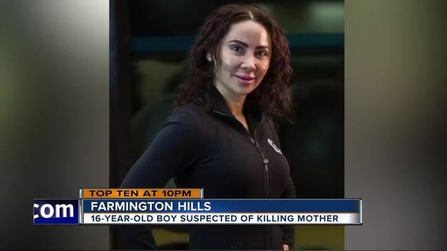 Farmington Hills police investigate woman's death