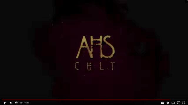 American Horror Story: Cult Trailer Reveals the Season's Storyline