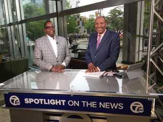 Spotlight on UAW & Detroit Riverfront
