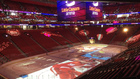 Red Wings holding party before first home game