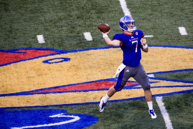Jayhawks crushed against Central Michigan, 45-27