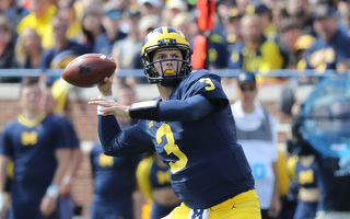 Speight speaks out on decision to leave Michigan
