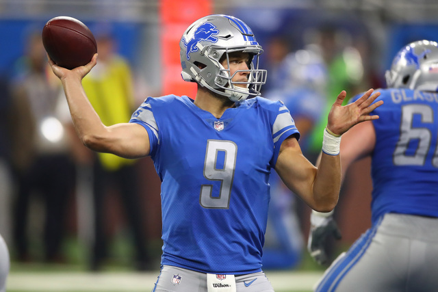 Detroit Lions vs. Arizona Cardinals