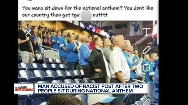 Lions' Fan Who Posted Viral Photo With N-Word Loses Season Tickets