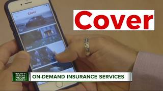 Insurance for just about anything... in a snap
