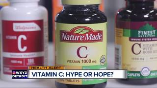 Ask Dr. Nandi: Killing cancer with Vitamin C