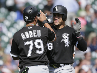 Hit parade: White Sox pound out 25, rout Tigers