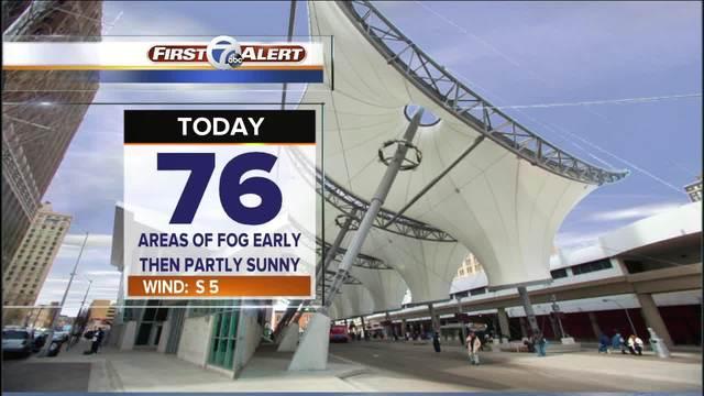 Dense Fog Advisory until 10 AM — Metro Detroit Weather