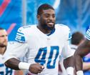 Lions' Davis, Washington, Wilson out vs. Falcons