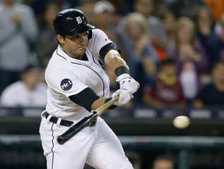 Mahtook's game-ending hit lifts Tigers over Sox