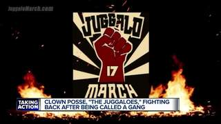 Local Insane Clown Posse fans fight for rights