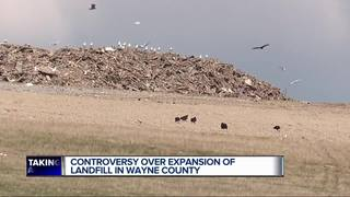 Should the Riverview landfill be expanded?