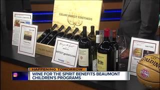 Wine of the Spirit