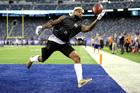 Odell Beckham Jr. active for Giants vs. Lions