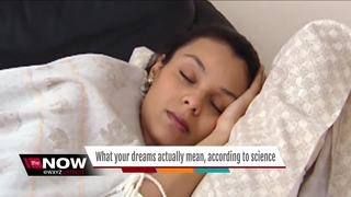 What your dreams actually mean