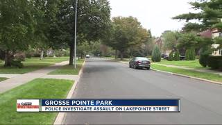 Grosse Pointe Park residents worry about assault