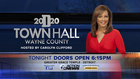 WXYZ holds town hall meeting in Detroit