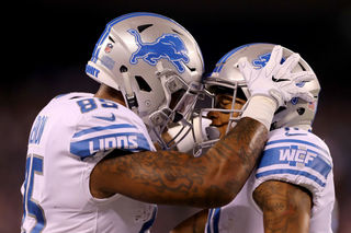 Photos: Detroit Lions top New York Giants on MNF