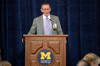 Stephen Ross donates $50M to U-M, total of $378M