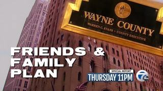 Thursday at 11: Friends and Family plan?