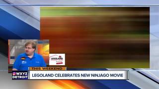 LEGOLAND to celebrate new Lego Ninjago movie