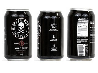 Death Wish Coffee issues recall over poss. toxin