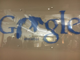 Michigan's Google HQ in Ann Arbor gets...
