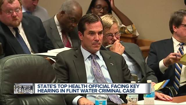 State-s top health official facing key hearing in Flint Water Crisis…