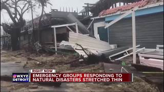 Urgent need for volunteers after disasters