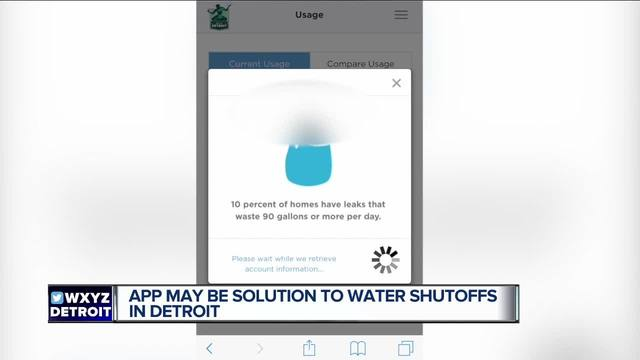 App may be solution to water shutoffs in Detroit