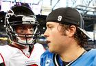 Friendship off field fuels Ryan and Stafford