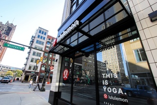 PHOTOS: Lululemon opens new store in Detroit