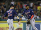 Twins stay on track in playoff race, beat Tigers