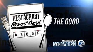 Monday at 11: Restaurant Report Card