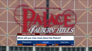 VOTE: What will you miss most about The Palace?