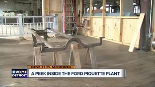 Secrets revealed inside experimental Ford room