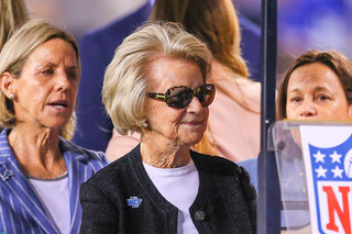 Martha Ford condemns Trump call to fire players