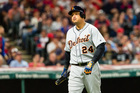 Cabrera diagnosed with herniated disks in back