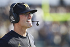 Michigan hires Sherrone Moore to football staff