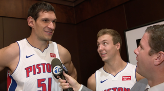 Piston excited for fresh start with young team