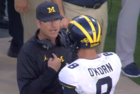 Harbaugh: QB battle resumes when Speight returns