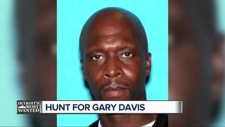 Detroit's Most Wanted captured: Gary Davis