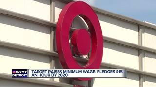 Metro Detroiters weigh in on Target's $15 wage