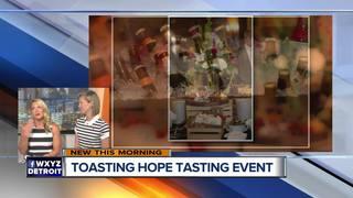 Toasting Hope Tasting Event